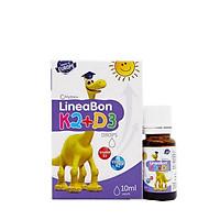 Vitamin hỗ trợ chống còi xương, tăng chiều cao cho trẻ sơ sinh và trẻ nhỏ LineaBon K2 + D3