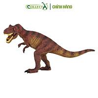 Mô hình thu nhỏ: Khủng Long Tyrannosaurus Rex  - Tyrannosaurus Rex , hiệu: CollectA, mã HS 9654080[88036] -  Chất liệu an toàn cho trẻ - Hàng chính hãng
