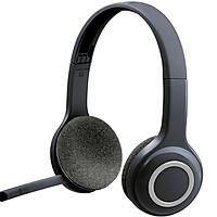 Tai Nghe Bluetooth Chụp Tai Logitech H600 - Hàng Chính Hãng