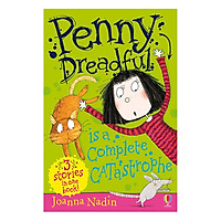 Usborne Young Fiction: Penny Dreadful Is A Complete CATastrophe