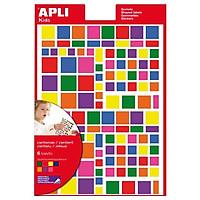 APLI_Sticker Tròn Nhiều Màu_12971