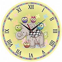 Đồng hồ treo tường sáng tạo ST29