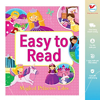 Easy to Read: Magical Princess Stories