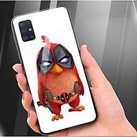 Ốp kính cường lực cho điện thoại Samsung Galaxy A71 - Muốn gì MS ADATU008
