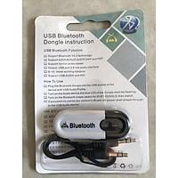 USB bluetooth âm thanh Dongle 4.0 tặng dây tín hiệu AV-3.5 kết nối