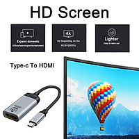 Portable Type C Type-C USB C to HDMI/DP Adapter Converter 4K 60Hz for  Pro Air