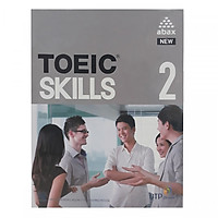 New TOEIC Skills 2 Student's Book With MP3 CD & Online Practice Test