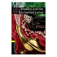 Oxford Bookworms Library (3 Ed.) 1: Aladdin and the Enchanted Lamp