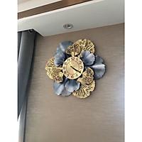 Đồng Hồ Treo Tường Mẫu Deco Nghệ Thuật DH75 Phong Cách Trang Trí Nội Thất Mới
