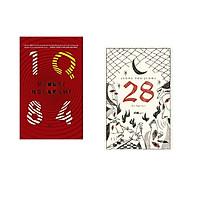 Combo 2 cuốn sách: 1Q84 tập 1   + 28 (twenty eight)