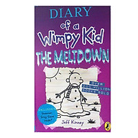Truyện thiếu nhi tiếng Anh - Diary of a Wimpy Kid 13: The Meltdown (Paperback)