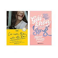 Combo Sách Kĩ Năng Cứ Cười Thôi Mặc Kệ Đời! + Gái Khôn Không Bao Giờ Sợ Ế (Tái Bản 2018)