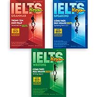 Combo 3 Cuốn IELTS Key - Công Thức Học Nhanh IELTS (Bộ Sách Luyện Thi IELTS Đầu Tiên Có Hướng Dẫn Và Giải Đáp Chi Tiết)
