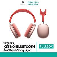 Tai nghe chụp tai bluetooth Lanith chống ồn Air Max P9 – Dễ dàng kết nối với tất cả các hệ điều hành – Hàng nhập khẩu - HP000P9