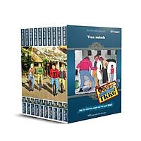 Tứ Quái TKKG - combo 10 cuốn (từ tập 11-20)