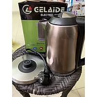 Ấm siêu tốc Gelaide 1L - Inox304 - Hàng Chính Hãng
