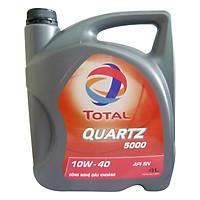 Nhớt Xe Ô Tô Total Quartz 5000 10W40 (4L)
