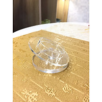Đế trưng bày vòng đá phong thủy, vòng tay đế thấp