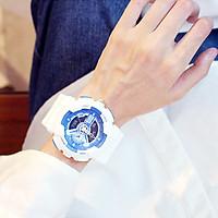 Đồng hồ đeo tay nam nữ unisex thời trang năng động cá tính ZO16