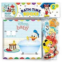 Disney Babies Bath Time Books (Eva Bag Edition)