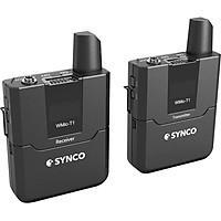 Miro không dây UHF SYNCO WMic-T1 cho máy ảnh máy quay smartphone - Hàng chính hãng