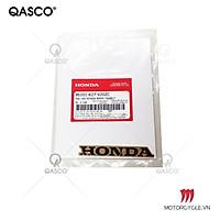 86101-K27-V20ZC | Mác chữ HONDA 80MM *NHB51* | MARK,HONDA 80MM TYPE1 (Chính hãng Honda)