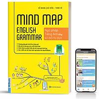 Sách Tiếng Anh - Mindmap English Grammar - Ngữ Pháp Tiếng Anh Bằng Sơ Đồ Tư Duy