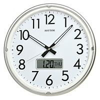 Đồng hồ treo tường hiệu RHYTHM - JAPAN CFG717NR19 (Kích thước 36.5 x 4.5cm)
