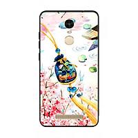 Ốp lưng viền TPU cao cấp cho điện thoại Xiaomi Redmi Note 3 - Diên Hi Công Lược 03