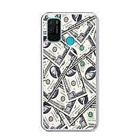 Ốp lưng dẻo cho điện thoại VSMART JOY 4 - 0355 DOLLAR02 - Hàng Chính Hãng