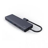 Cổng chuyển/Hub USB-C 9in1 JCPAL LINX cho Macbook - Hàng Chính Hãng