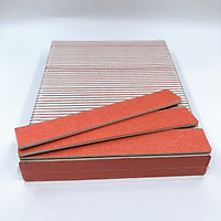 Set 10 cây dũa móng tay, dũa móng bột cao cấp Salon Pro - Độ nhám 80/80