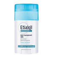 Sáp khử mùi hàng ngày Etiaxil Déodorant Anti-Transpiriant 48h Peaux Sensibles Stick 40ml