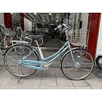 Xe Đạp Mini Nhật Bản Maruishi CAT2633 - Xanh Dương