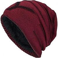Nón len, mũ len trùm đầu NY A025