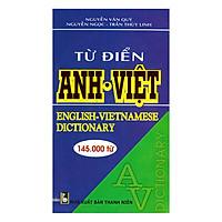 Từ Điển Anh - Việt 145.000 Từ