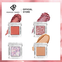 Perfect Diary 4PCS Perfect Diary Collector EyeShadow