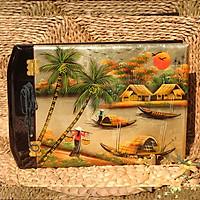 Album Sơn Mài 25x35 AB001