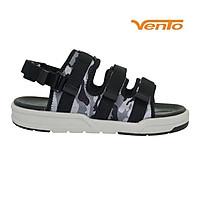 Sandal Vento Nam Nữ SD1001 Đen Camo