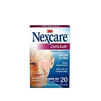 Combo 5 Hộp 20 miếng Băng dán mắt 3M Nexcare hỗ trợ điều trị suy giảm thị lực cỡ lớn