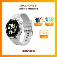Đồng hồ chạy bộ thể thao GPS Coros Premium Apex 42mm - Hàng chính hãng