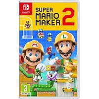 Đĩa Game Nintendo Switch Super Mario Maker 2 - Hàng Nhập Khẩu
