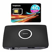 Thiết Bị Phát Wifi 3G Huawei B681 + Sim 4G Vinaphone   khuyến Mãi 60GB/Tháng - Hàng Nhập Khẩu