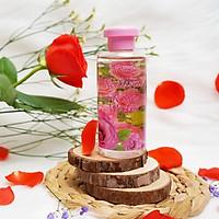 Nước hoa hồng Bulgaria thương hiệu Lema, nước hoa hồng nguyên chất tự nhiên nắp đổ 100ml