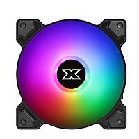 Quạt tản nhiệt Case Xigmatek X20F (EN45457) - Led RGB CIRCLE - Hàng chính hãng
