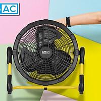 Quạt tích điện - Quạt điện 2 trong 1 thương hiệu AC cao cấp ARF02D123DB 20W - Hàng chính hãng