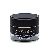 Kem trị nám, dưỡng trắng da Bella Skin Crystal Skin Whitening Night Cream (30g)