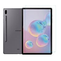 Miếng dán kính cường lực dành cho Samsung Galaxy Tab S6 10.5 SM-T860 chống xước, chống vỡ màn hình- Hàng nhập khẩu