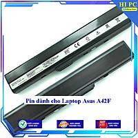 Pin dành cho Laptop Asus A42F - Hàng Nhập Khẩu