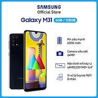 Điện Thoại Samsung Galaxy M31 (6GB/128GB) - Hàng Chính Hãng